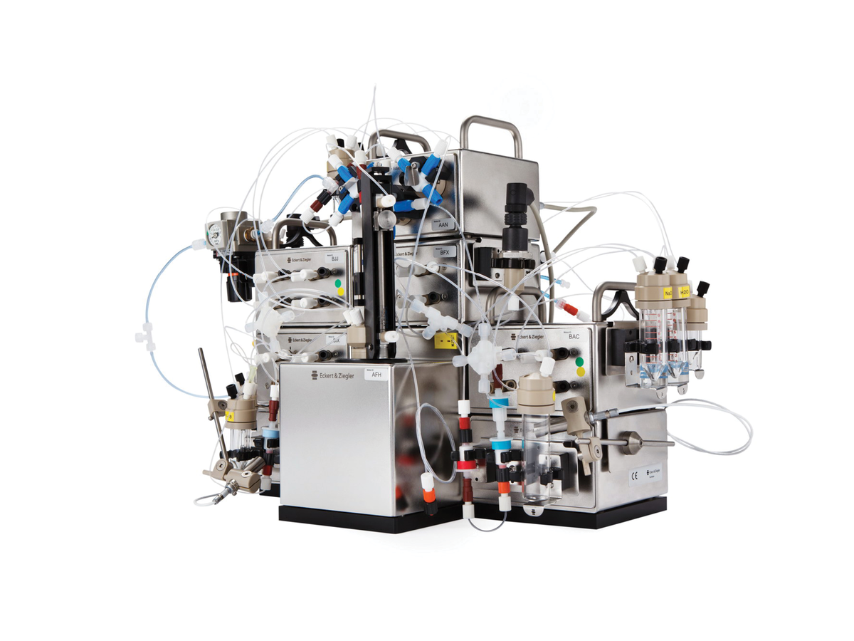 radiosynthesis After two years of basic research and preliminary clinical investigations, we now offer [18f]psma-1007 to interested experts worldwide with the aim to establish phase.